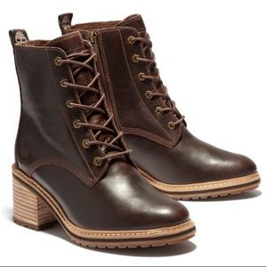 Sienna high waterproof boots